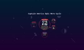 Captain America Epic Hero Cycle