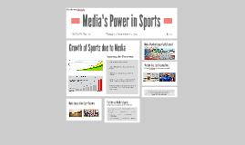 Media's Power in Sports