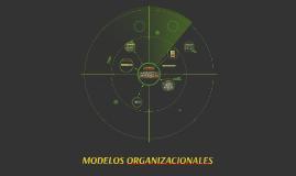 Copy of DISEÑO DE LA ORGANIZACION MODELOS