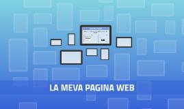 LA MEVA PAGINA WEB