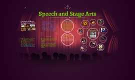 Speech and Stage Arts