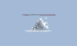 el tregico accidente de michael schumacher