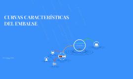 CURVAS CARACTERISTICAS DEL EMBALSE