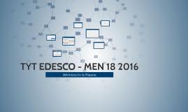 TYT-EDESCO MEN16
