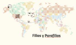 Filias y Parafilias