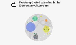 Teaching Global Warming in the Elementary Classroom