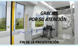 Copy of PFM-Accesibilidad transporte ferroviario