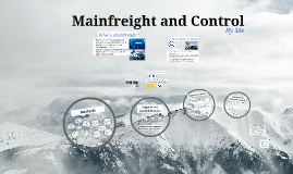 STMG 191 Mainfreight and Control