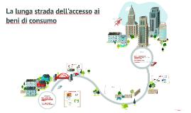Lo scenario dell'accesso ai beni di consumo