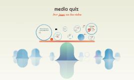 media quiz