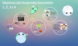 Objetivos del Desarrollo Sostenible: