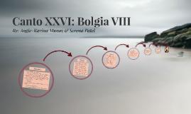 Canto XXVI: Bolgia XVIII