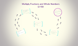 Multiply Fractions and Whole Numbers (2-1D)