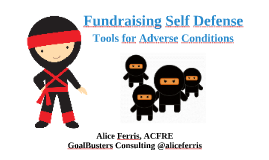 Fundraising Self Defense