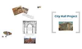 City Hall Project