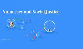 Numeracy and Social Justice