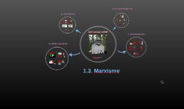 IPv14 - 1.3. Marxisme
