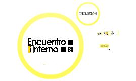 Encuentro Interno 2012