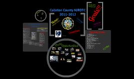 Colleton County High NJROTC 2011-2012