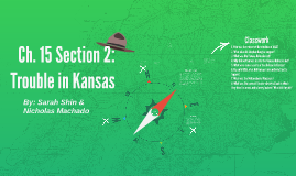 Ch. 15 Section 2: Trouble in Kansas