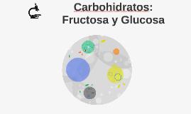 Carbohidratos: Fructosa y Glucosa