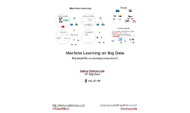 Machine Learning on Big Data - big benefits or wasting resources?