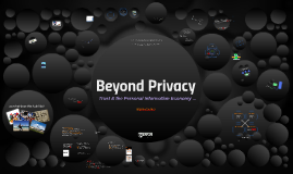 Beyond Privacy - HIC2015