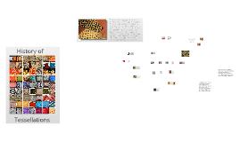 History of Tessellations