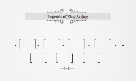 Legends of King Arthor