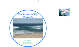 The Power of Rip Currents