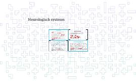 Neurologisch systeem