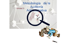 Copy of Metodología de la Auditoria Administrativa
