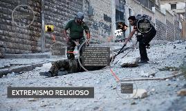 Copy of EXTREMISMO RELIGIOSO