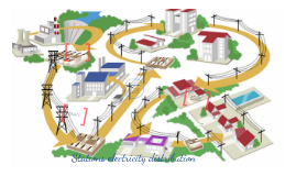 Stations electricity distribution