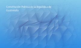 Copy of Constitución Política de la República de Guatemala