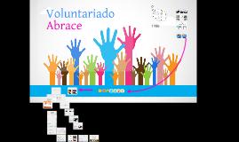 Boas Vinda e Formação do Voluntariado (Abrace)