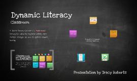 Dynamic Literacy Classroom