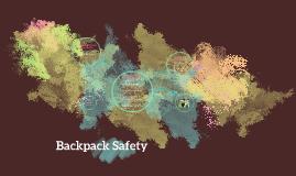Backpack safety