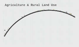 Agriculture & Rural Land Use