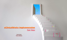 eCW Implementation Process