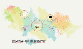 Hjärnan och kreativitet