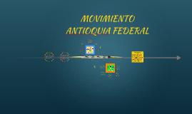 ANTIOQUIA FEDERAL