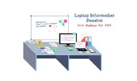 SRHS Laptop Info Session 2014
