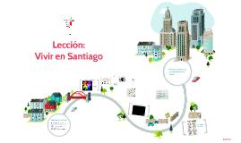 Vivir en Santiago