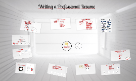Current Teachers - Writing a Professional Resume