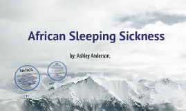 African Sleeping Sickness