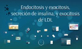 Endocitosis, exocitosis
