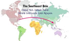 Travel to Southeast Asia!