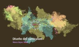 Copy of Diseño del currículum
