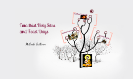 Buddhist holy sites and feast days